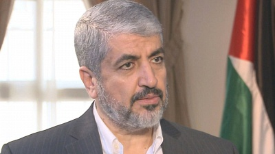 Charlie Rose: Khaled Meshaal: Watch the Full Episode Now