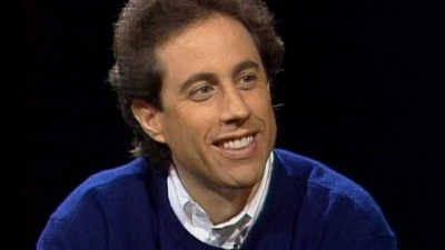 Charlie Rose: Seinfeld Compilation: Watch the Full Episode Now