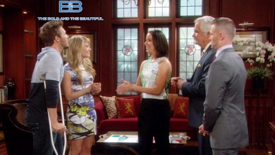 The Bold And The Beautiful: Full Episode - 7/14/2014: Watch the Full Episode Now