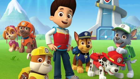 Paw Patrol: Pups Great Race / Pups Take the Cake: Watch the Full Episode Now