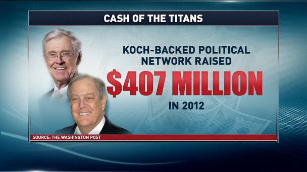 PoliticsNation with Rev. Al Sharpton: Cash of the titans: Watch the Full Episode Now