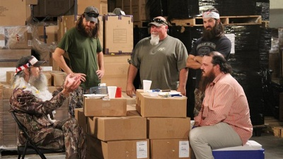 episodes of duck dynasty a e on guidebox watch full tv episodes