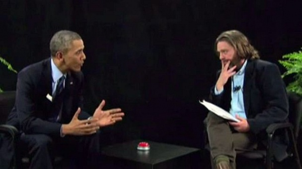 The Five: Presidential priorities: Obama chooses comedy over crises: Watch the Full Episode Now