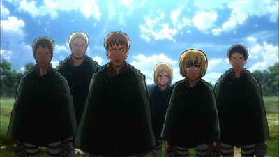 Attack on Titan: Forest of Giant Trees: Watch the Full Episode Now