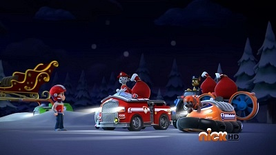 Paw Patrol: Pups Save Christmas: Watch the Full Episode Now