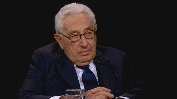 Charlie Rose: Henry Kissinger; James Patterson: Watch the Full Episode Now