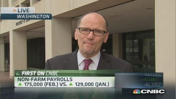 Squawk Box: White House: Jobs report 'resilient': Watch the Full Episode Now