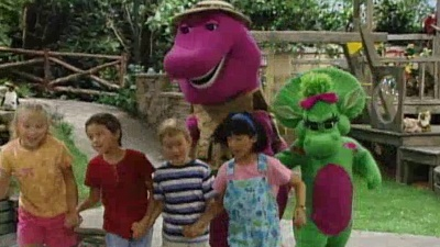 Barney and Friends: Barney: Read With/Dance With Me: Watch the Full Episode Now