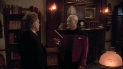 Star Trek: The Next Generation: Ship in a Bottle: Watch the Full Episode Now