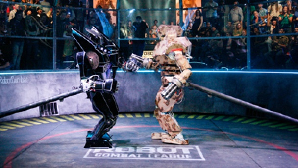 Robot Combat League: The Next Level of Carnage: Watch the Full Episode Now