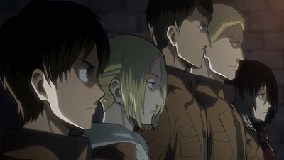 Attack on Titan: Night of the Detachment Ceremony / Humanity's Comeback, Pt. 2: Watch the Full Episode Now
