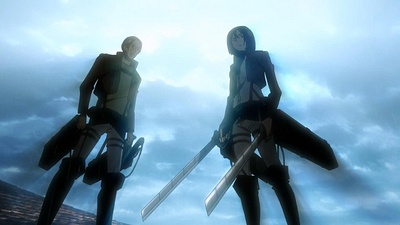 Attack on Titan: The World Seen By a Young Girl / Attack On Trost, Pt. 2: Watch the Full Episode Now