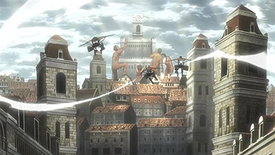 Attack on Titan: I Hear His Heartbeat / Attack On Trost, Pt. 4: Watch the Full Episode Now