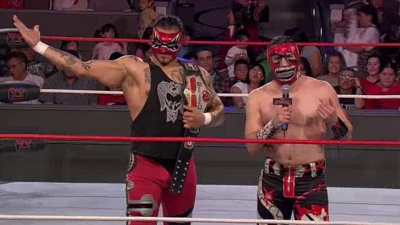 Lucha Libre USA: Masked Warriors: Treachery Gets Treacherous: Watch the Full Episode Now