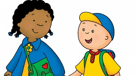 Caillou: Caillou in the Garden: Watch the Full Episode Now