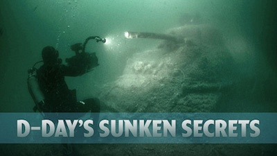 Nova: D-Day's Sunken Secrets: Watch the Full Episode Now
